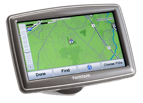 How to Unlock Maps on the TomTom GO